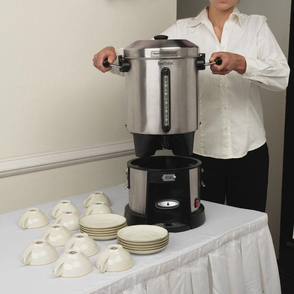 Hamilton Beach HCU065S BrewStation 65 Cup (2.5 Gallon) Coffee Urn - 120V