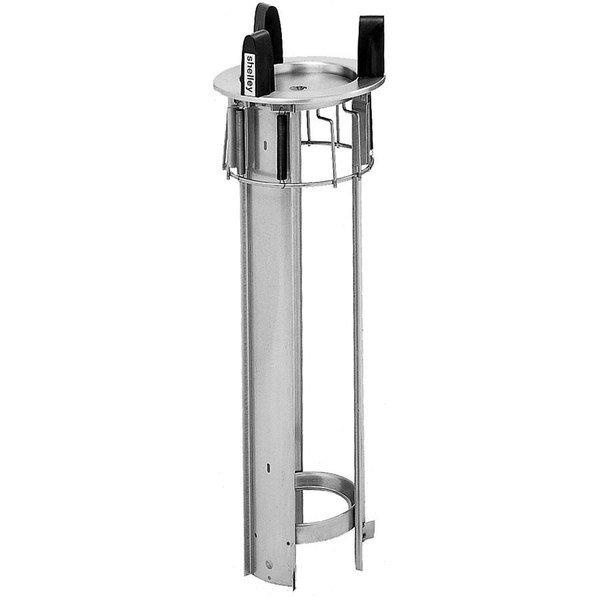 "Delfield DIS-913 Unheated Drop In Dish Dispenser for 8 1/8"" to 9 1/8"" Dishes"