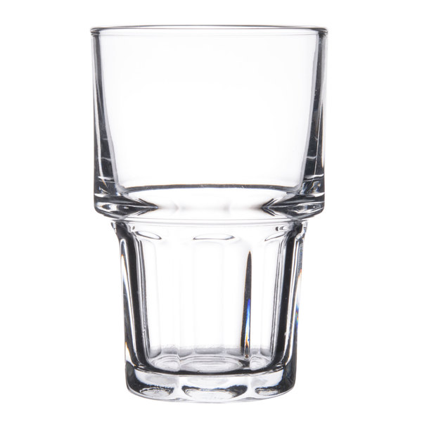 Libbey 15656 Gibraltar 9 oz. Stackable Highball Glass - 36/Case Main Image 1