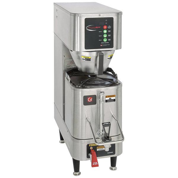 Grindmaster PB-330 1.5 Gallon Single Shuttle Coffee Brewer - 120/208V