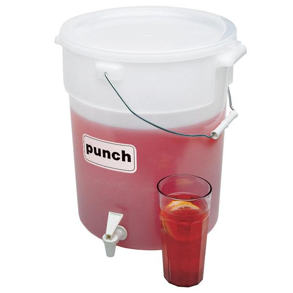 Cambro DSPR6 6 Gallon Beverage / Juice Dispenser