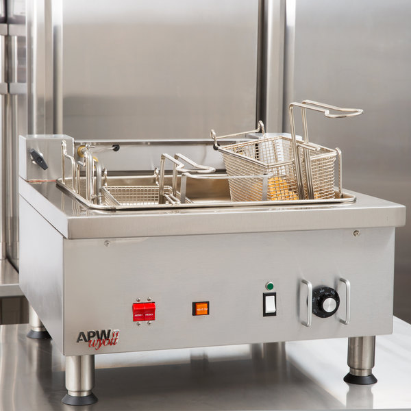 online deep single countertop electric modular tank buy fryer parry