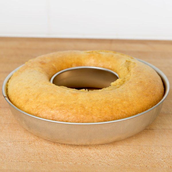 "Gobel 9 1/4"" Tin Savarin Mold / Cake Pan Main Image 7"