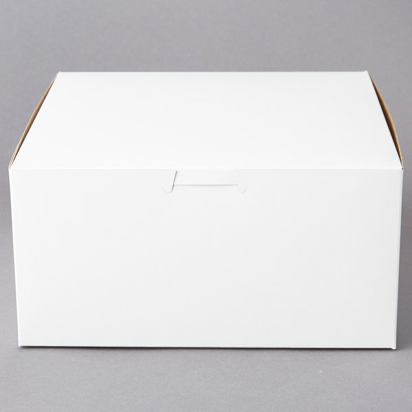 Sweet Muffin Boxes Bakery Strong White Fairy Cake Party 100 250 500 1000