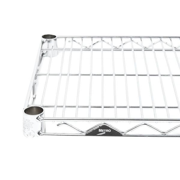Metro 1436NC Super Erecta Chrome Wire Shelf - 14\