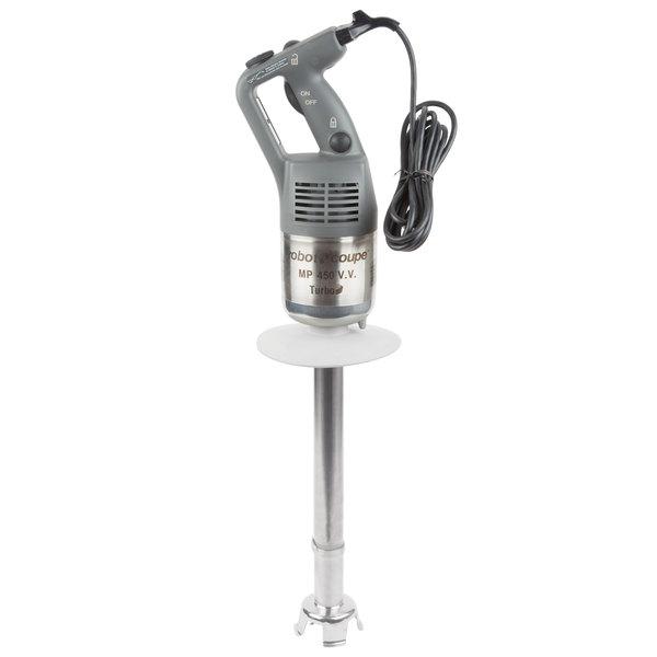 """Robot Coupe MP450 Turbo VV 18"""" Variable Speed Immersion Blender - 120V"""