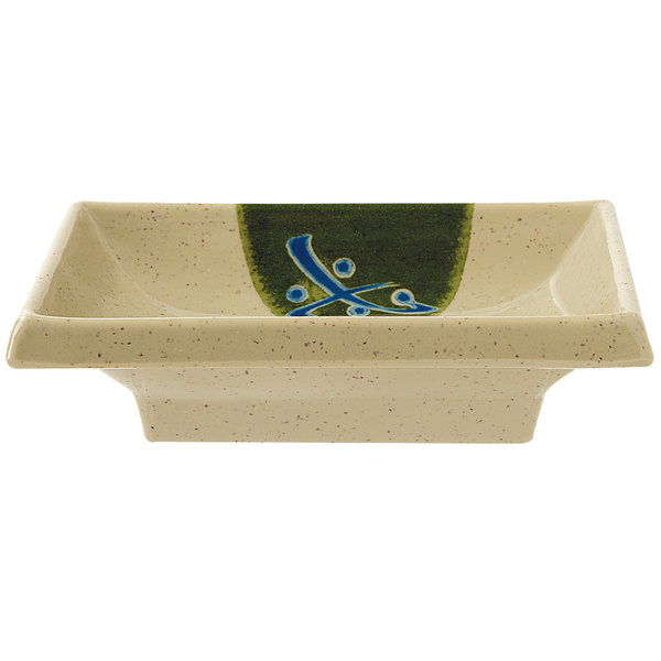 "GET 025-TD Japanese Traditional 2 oz. Sauce Dish 4"" x 2"" - 24/Case Main Image 1"