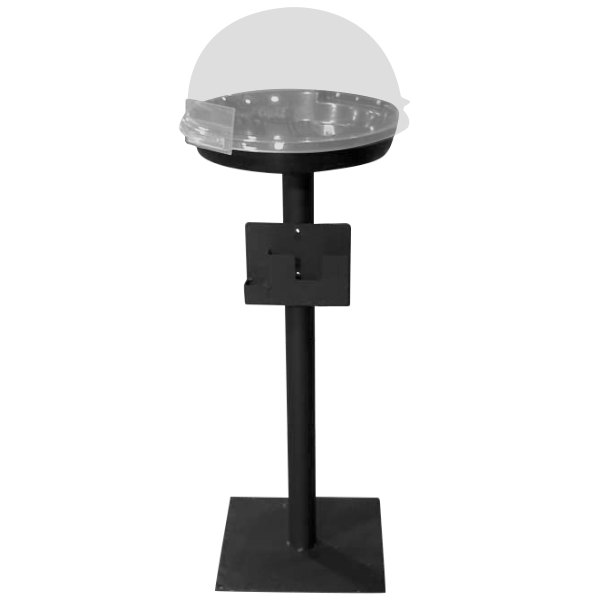 "12"" Freestanding Sample Dome"
