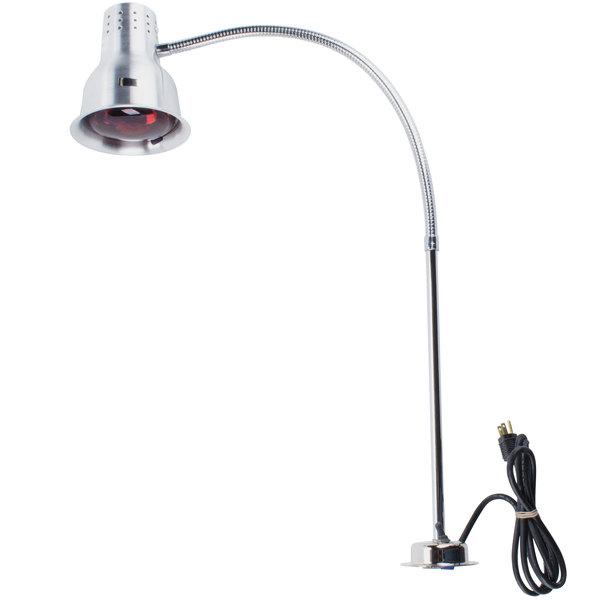"""Carlisle HL819500 FlexiGlow 39"""" Single Arm Bulb Warmer Heat Lamp"""