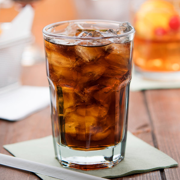 Anchor Hocking 7730U New Orleans 10 oz. Beverage Glass - 36/Case