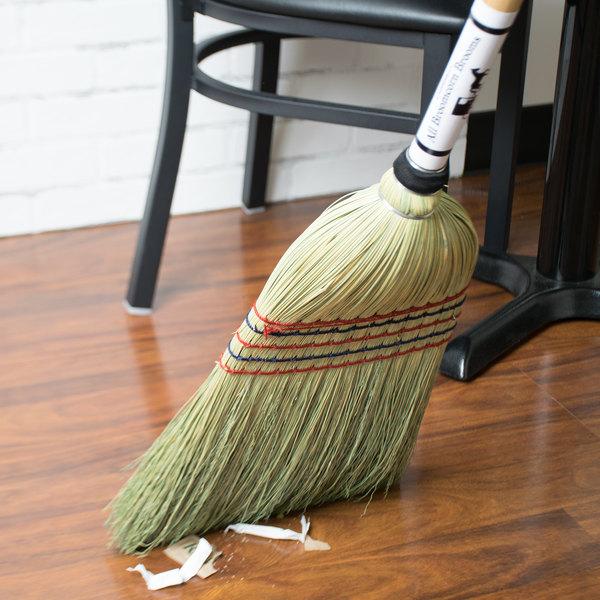 Heavy-Duty Authentic Amish-Made Corn Broom