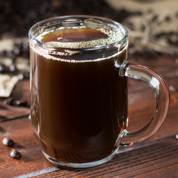 Libbey 5725 10 oz. All Purpose Warm Beverage Optic Mug - 36/Case