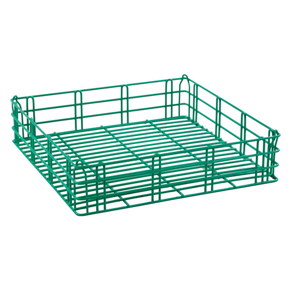 "All Purpose Coated Wire Open Rack - 19"" x 19"" x 4"