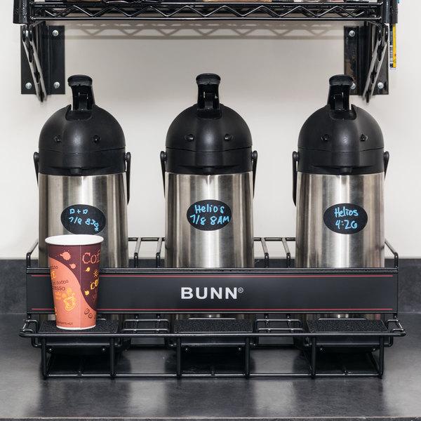BUNN Universal Airpot Rack for 3 Lower Airpots