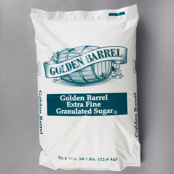Granulated Pure Sugar - 50 lb