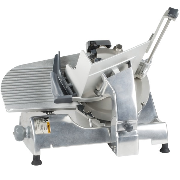 Hobart Hs6 1 13 Manual Slicer With Removable Knife 1 2 Hp