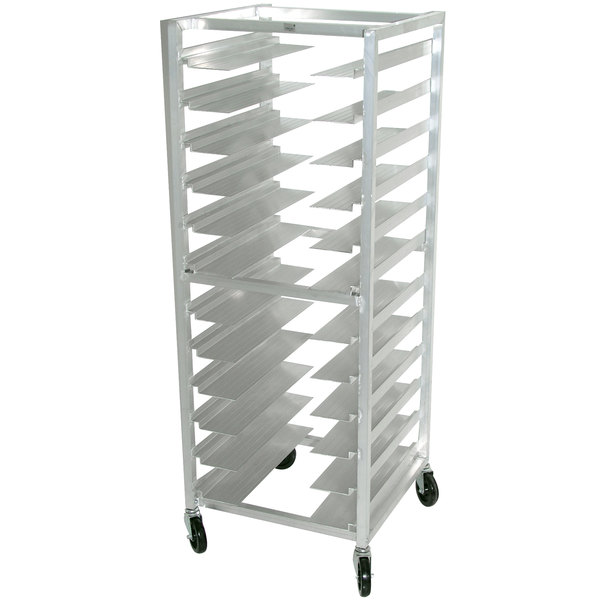 "Advance Tabco UR12 Heavy Duty Universal Rack with 5"" Shelf Spacing - 12 Pan"
