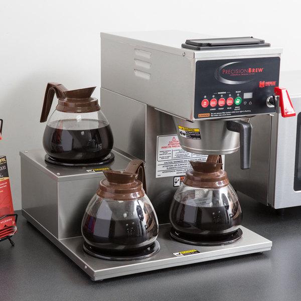 Grindmaster B 3wl Precisionbrew Digital 64 Oz Automatic Coffee