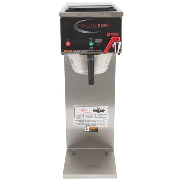 Grindmaster B-SAP PrecisionBrew Digital 2.5 Liter Single Airpot Automatic Coffee Brewer - 120V