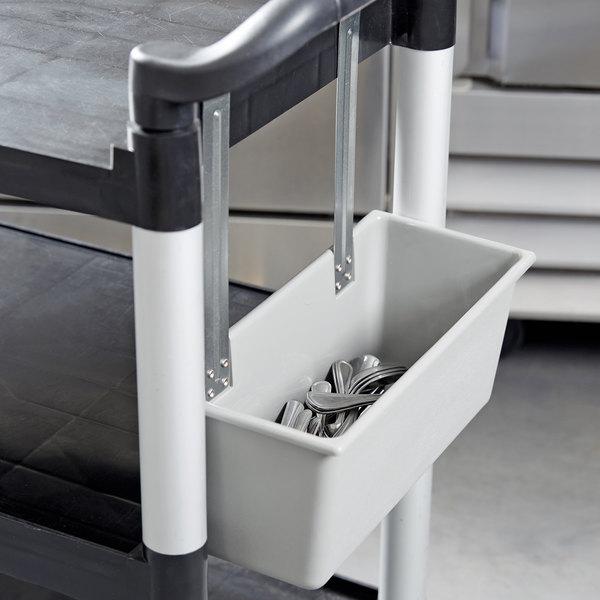 Silverware Bin for Plastic Bus Carts