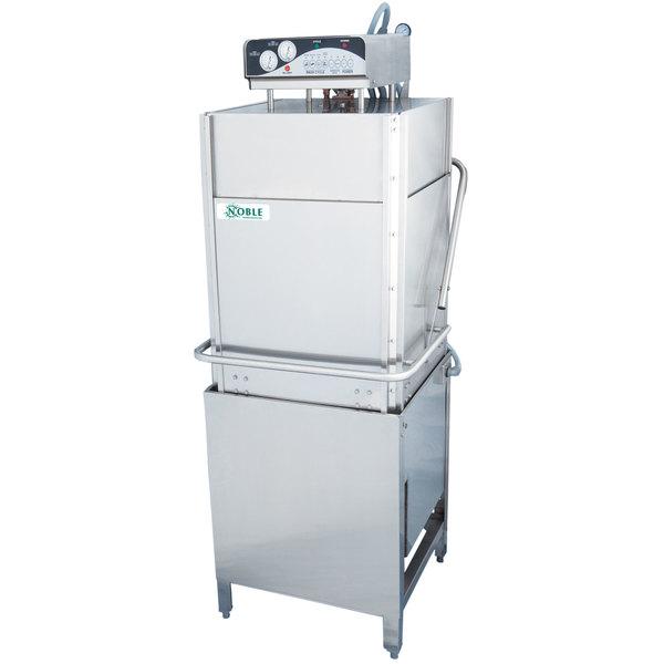 Noble Warewashing HT-180 High Temperature Tall Dishwasher