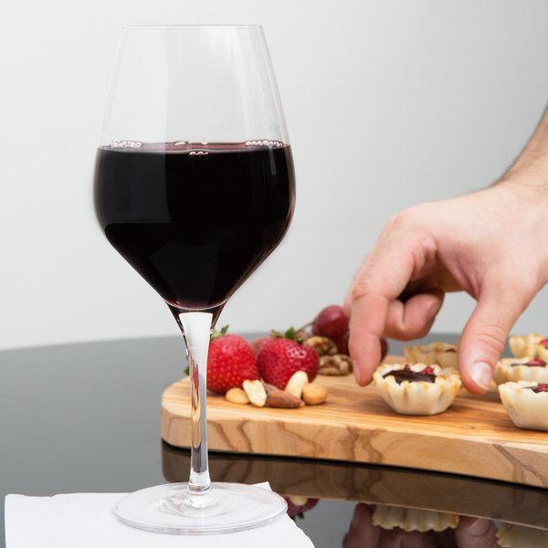 Stolzle 1470035T Exquisit 21 oz. Cabernet / Bordeaux Wine Glass - 6/Pack