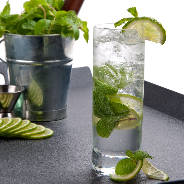 Stolzle 3500010T New York 12 oz. Tumbler / Mojito Glass - 6/Pack