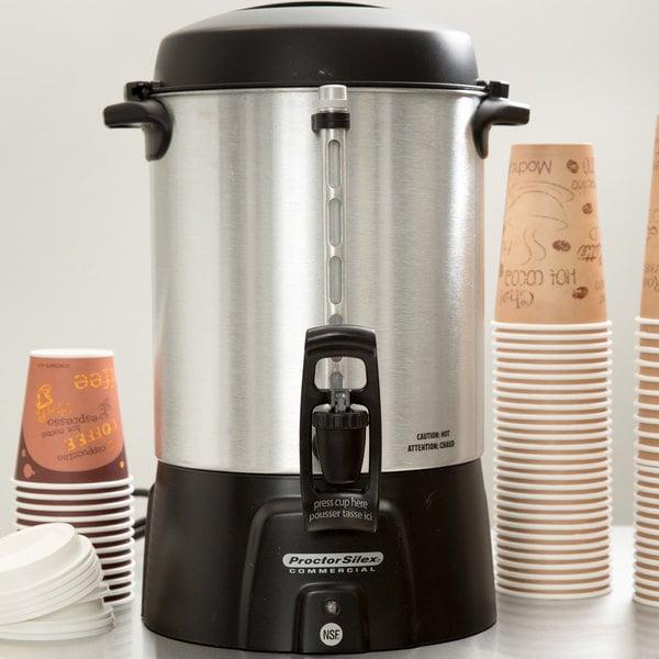 Proctor Silex 45060 60 Cup 2 3 Gallon Coffee Urn