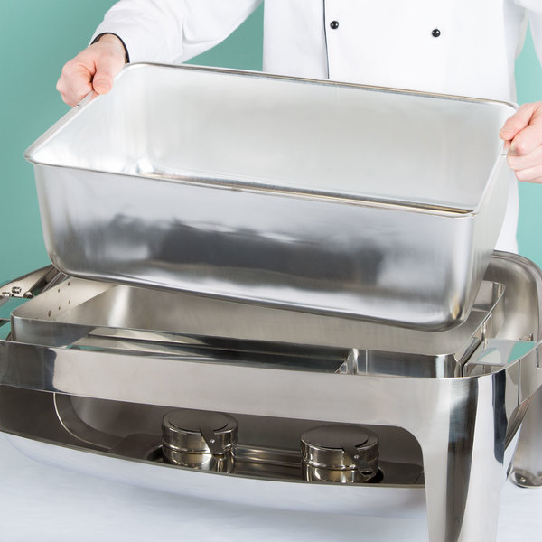 Aluminum Steam Table Spillage / Water Pan