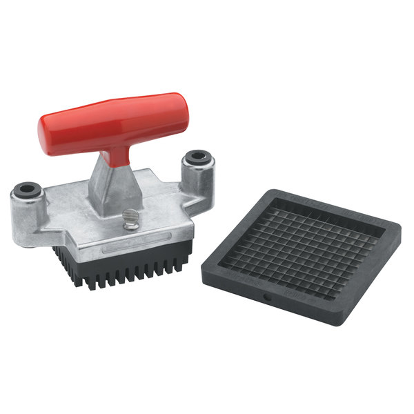 """Vollrath 15085 Redco 1/4"""" x 1/2"""" Dice T-Pack for Vollrath Redco InstaCut 3.5 - Tabletop Mount"""