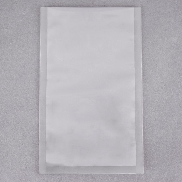 """ARY VacMaster 30610 6"""" x 10"""" Chamber Vacuum Packaging Pouches / Bags 4 Mil - 1000/Case Main Image 1"""