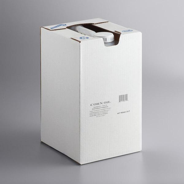 Box of Oasis corn oil