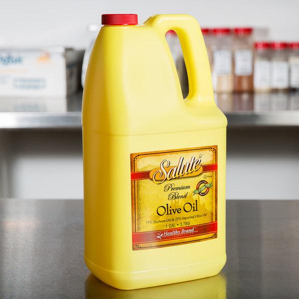 Salute Brand Premium Blend Soy Salad Oil - 1 Gallon