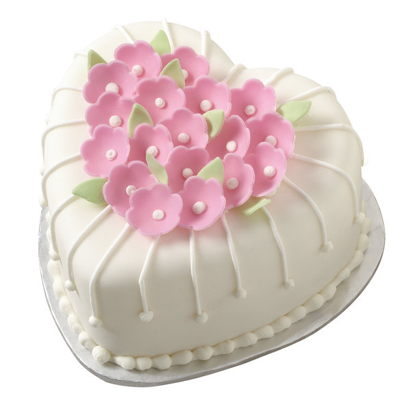 Heart Shaped Cake Pan Wilton 2105 600 Decorator Preferred Heart