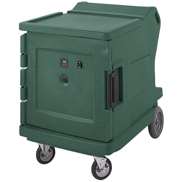 Cambro CMBH1826LC192 Camtherm® Granite Green Low Profile Electric Hot Food Holding Cabinet in Celsius - 110V Main Image 1