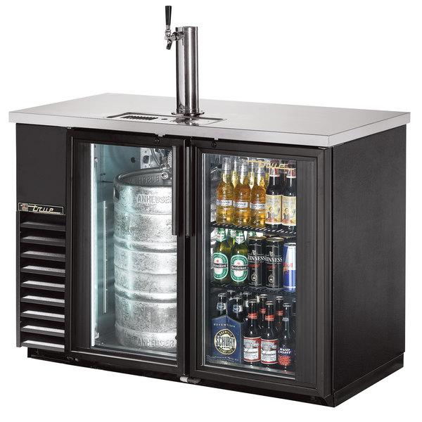 True Tdb 24 48g 49 Quot Back Bar Direct Draw Kegerator Beer