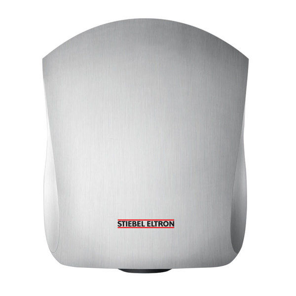 Stiebel Eltron 231586 Ultronic 2 S High Speed Automatic Hand Dryer with Cast Aluminum Housing (Stainless Steel Finish) - 208V, 1000W