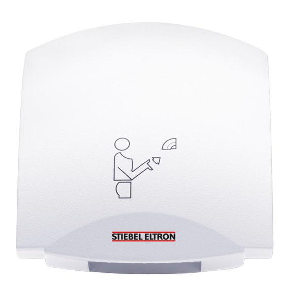 Stiebel Eltron 073725 Galaxy M 2 Ultra Quiet Automatic Hand Dryer with Cast Aluminum Housing (Alpine White Finish) - 208V, 2000W