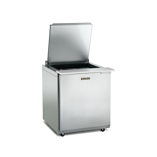 """Traulsen UST3212-R 32"""" 1 Right Hinged Door Refrigerated Sandwich Prep Table"""
