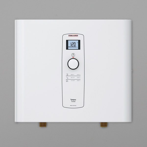 Stiebel Eltron 239213 Tempra 12 Trend Whole House Tankless Electric Water Heater - 9.0/12.0 kW, 0.37 GPM Main Image 1