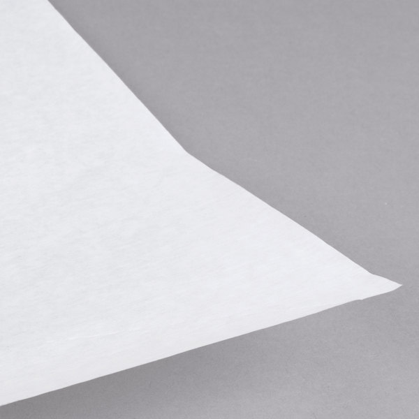 is parchment paper wax paper Although wax paper and parchment paper look and feel similar, they are not substitutes they are both non-stick but parchment is guaranteed heat resistant.
