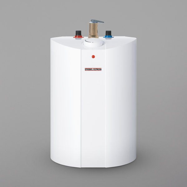 Stiebel Eltron 233219 SHC 2.5 Point-of-Use 2.65 Gallon Mini Tank Electric Water Heater - 1.3 kW Main Image 1