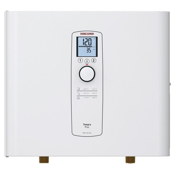 Stiebel Eltron 239225 Tempra 36 Plus Whole House Tankless Electric Water Heater - 27/36 kW, 0.87 GPM Main Image 1