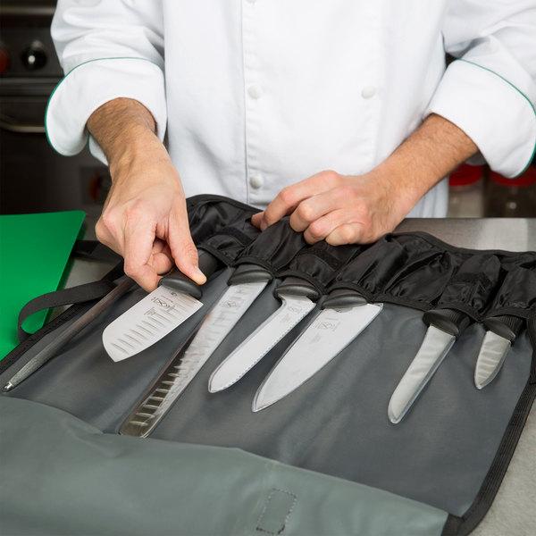 Mercer Culinary M21820 8 Piece Millennia® Knife Set Main Image 4