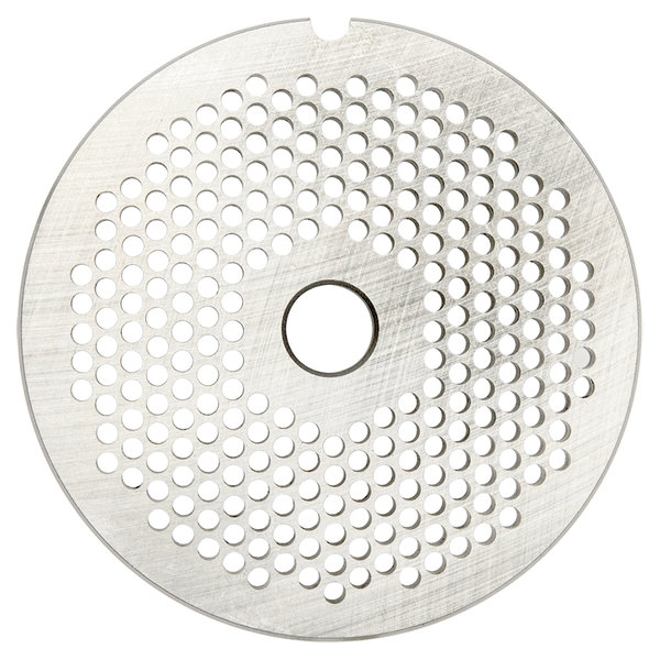 "Hobart 22PLT-1/8S #22 1/8"" Stay Sharp Grinder Plate for 4822 Meat Choppers and Chopping Ends"