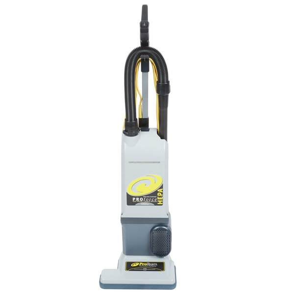 ProTeam 107251 ProForce 1200XP HEPA 12 inch Upright Vacuum Cleaner - 120V