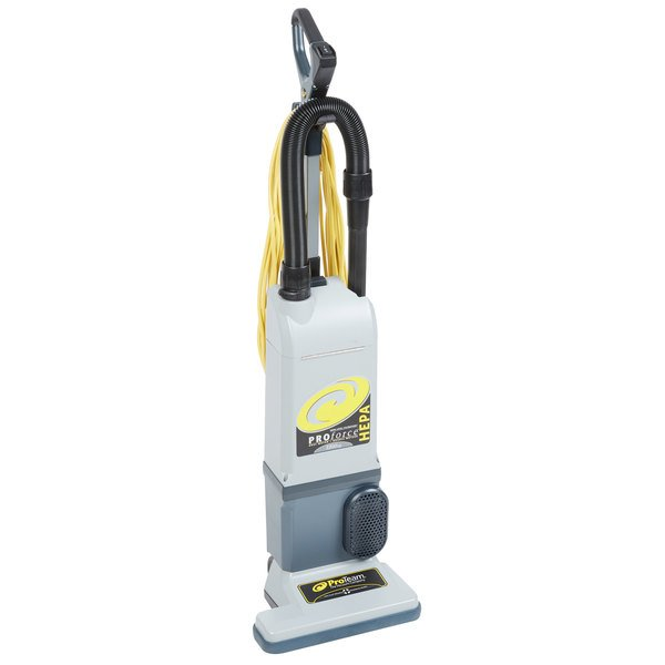 Make Cleanliness A Priority In Your Facility With The ProTeam 107251 ProForce 1200XP HEPA Upright Vacuum Cleaner
