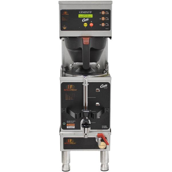 f6d73094a Curtis G4GEMSIF63B1000 Gemini Stainless Steel Satellite Coffee ...
