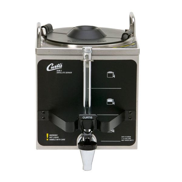 Curtis GEM-3 1.5 Gallon Satellite Coffee Server
