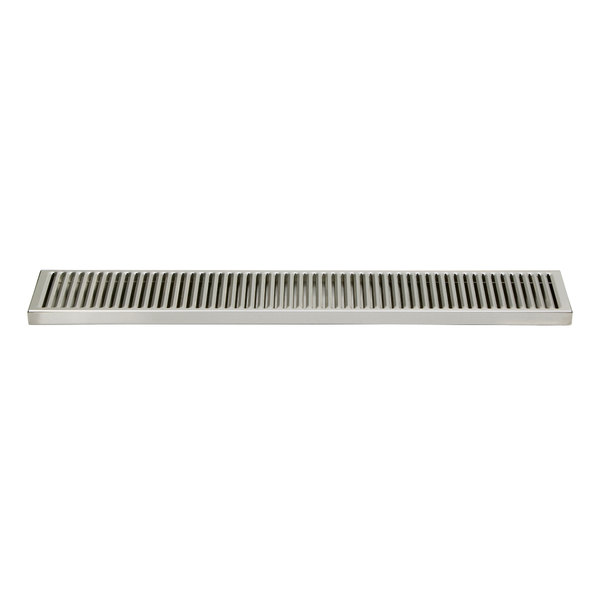 """Curtis DT-24 Stainless Steel 24"""" Drip Tray Main Image 1"""
